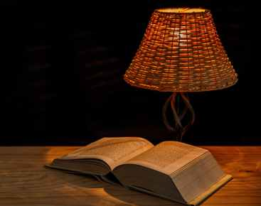 light lamp book study